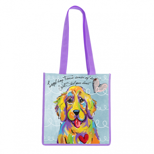 Loyal Dog Tote Bag