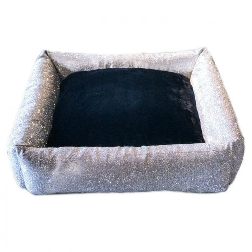 Luxurious Crystal Dog Bed Imperial Large