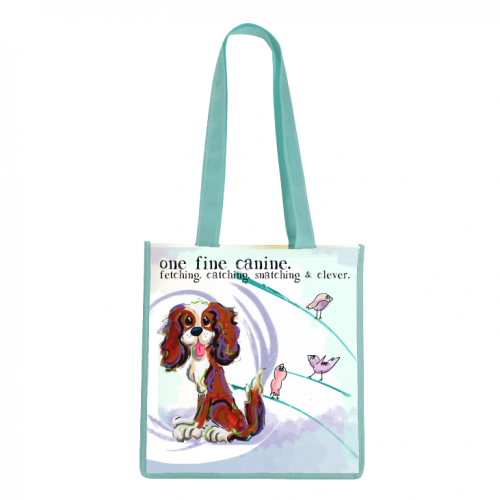 One Fine Canine Tote Bag