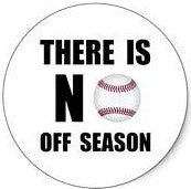 What should I be doing as an off-season pitcher?