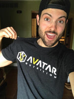 Men's Tri-blend Vintage Avatar Logo Shirt