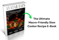 The Ultimate Macro-Friendly Slow Cooker Recipe E-Book