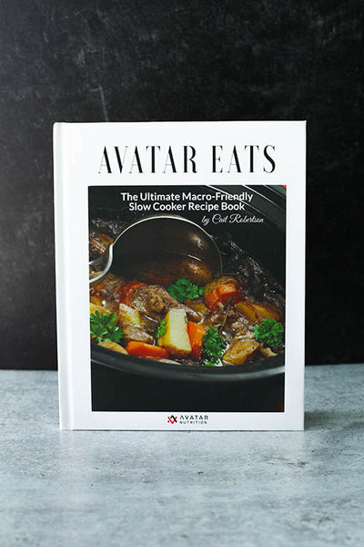 Avatar Eats Hardcover Cookbook (includes e-cookbook)