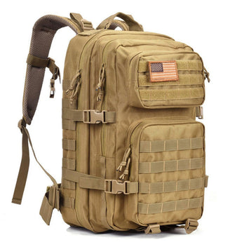 34L Waterproof Military Backpack