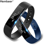 Smart Bracelet Fitness Tracker for iPhone and Android