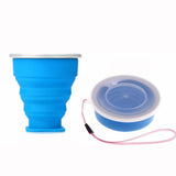 Telescopic Folding cup