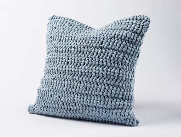 Handwoven Rope Pillow