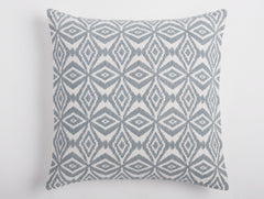 Kaleidoscope Embroidered Pillow