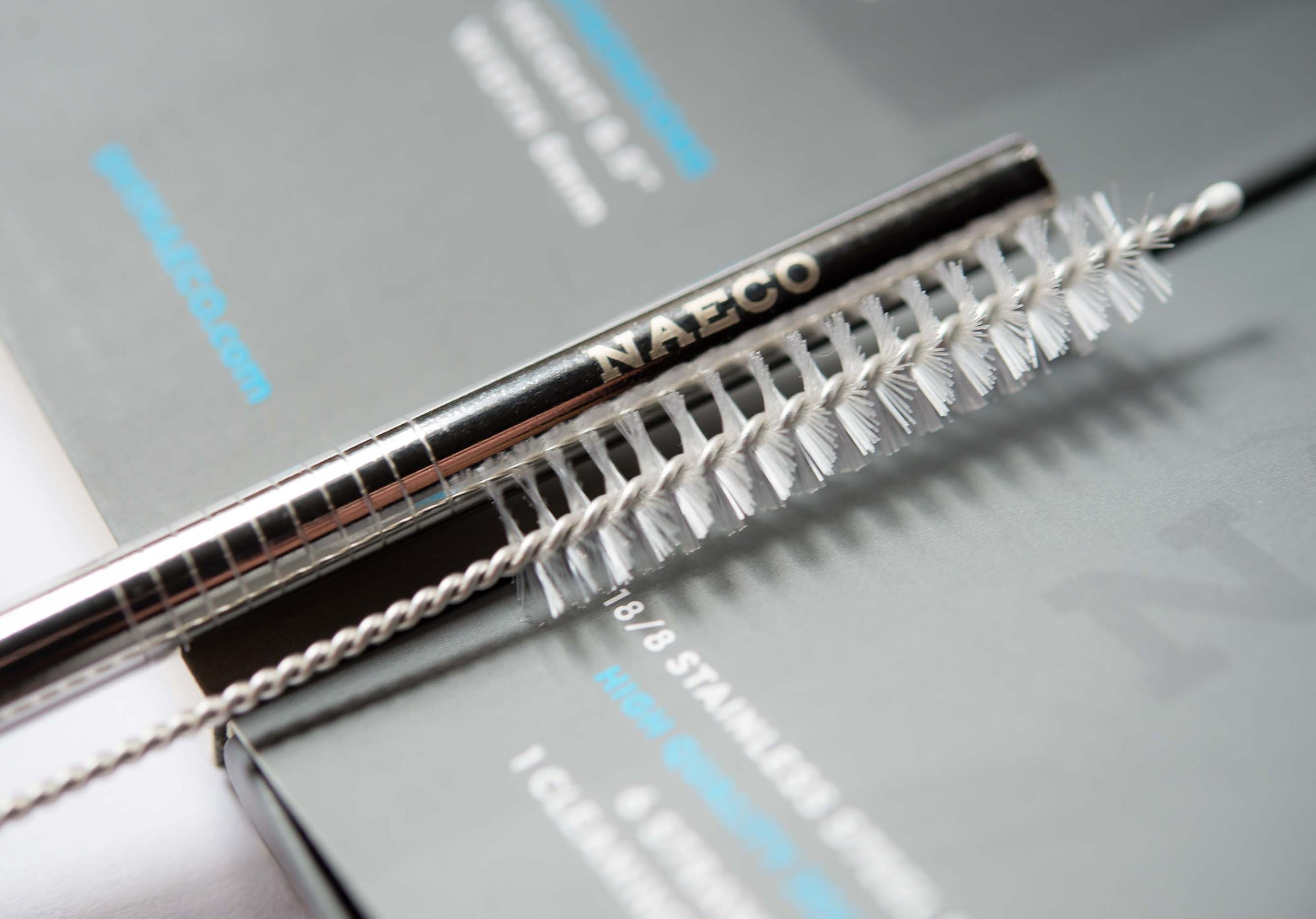 Stainless Steel Straws: Bulk & Custom