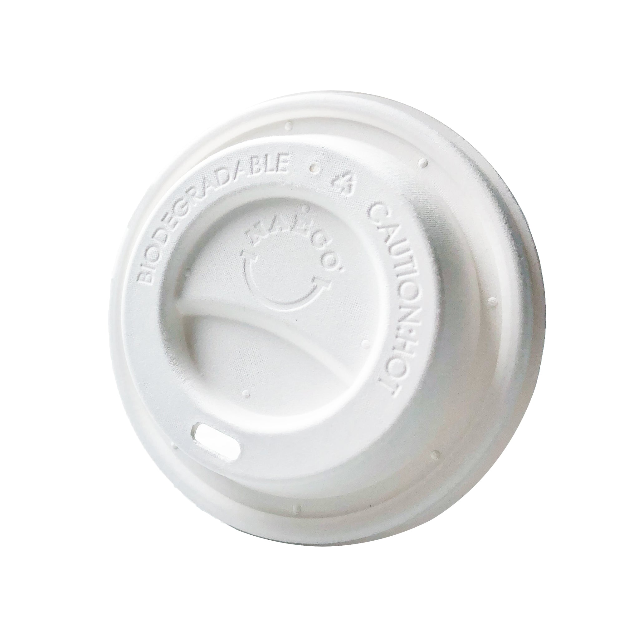 Biodegradable Coffee Lids:  1000/case (Wholesale)
