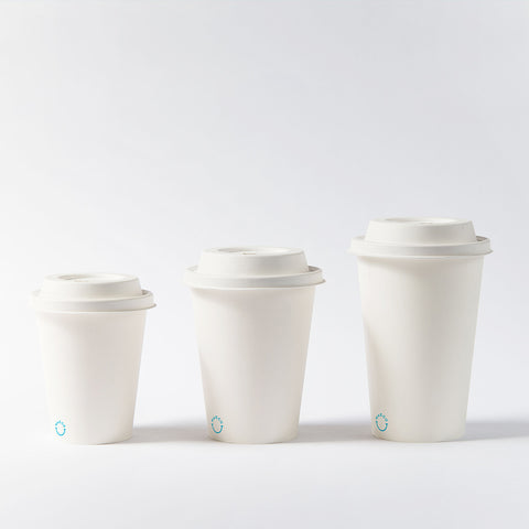 Biodegradable Coffee Lids (1000/case)