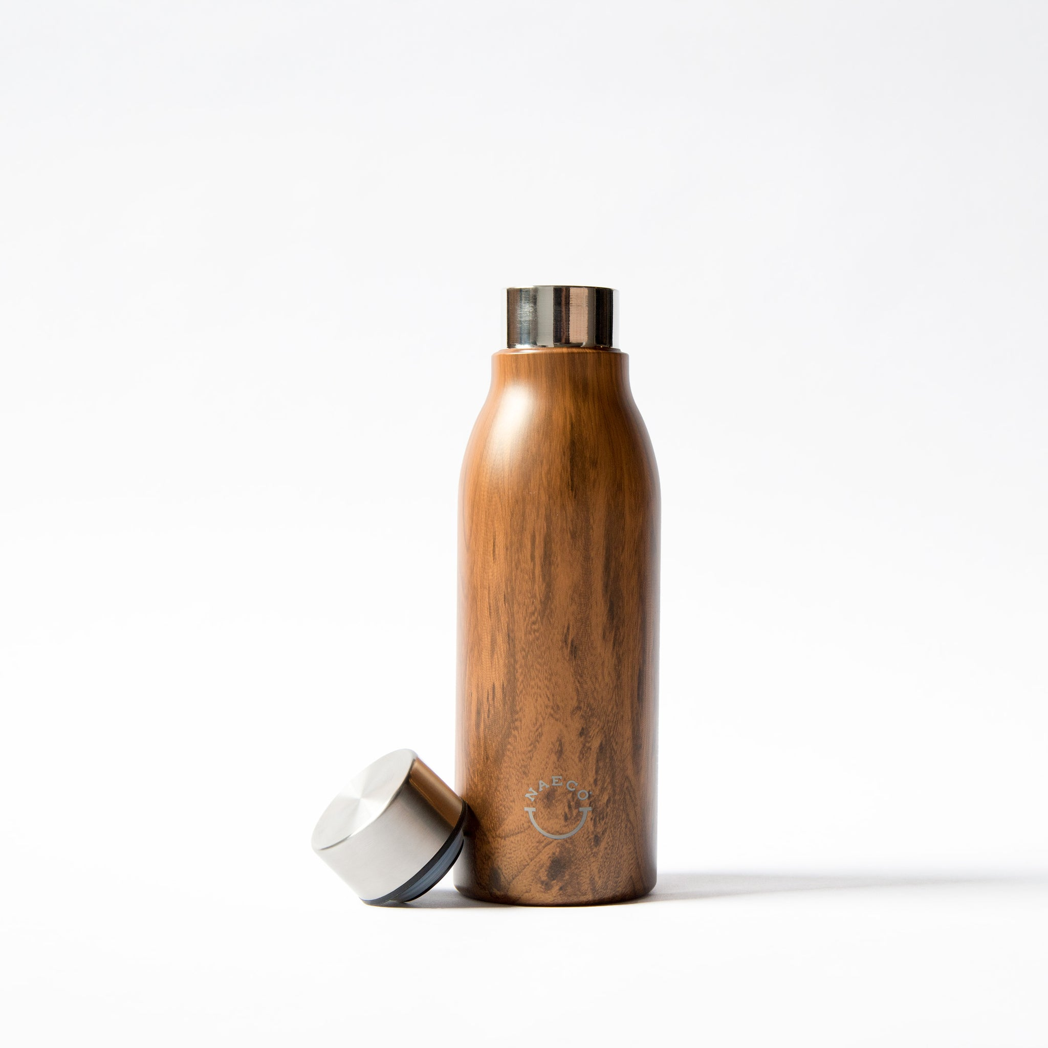 The NAECO Bottle <BR><h3>Vacuum Insulated for Hot & Cold<BR>All Day Long