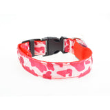 Camouflage LED Dog Collar