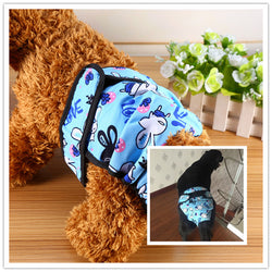 Dog - Puppy Washable Diapers