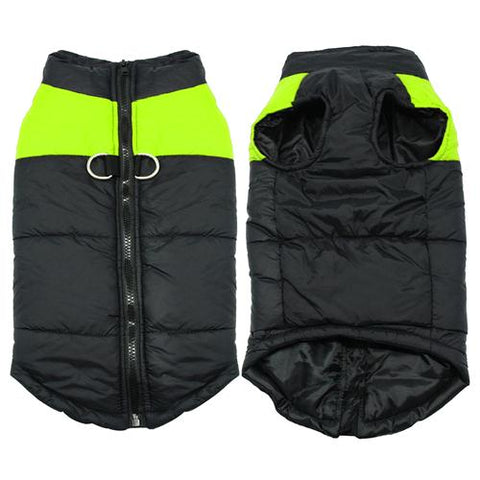 Stylin Waterproof Windproof Warm Dog Coat
