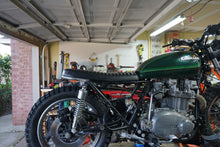 KZ750 Flat seat by Tuffside