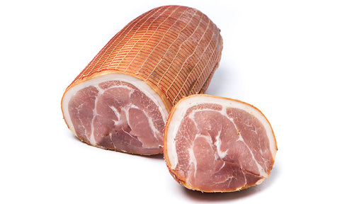 Outdoor Reared Dry Cure Smoked Ham Fillet