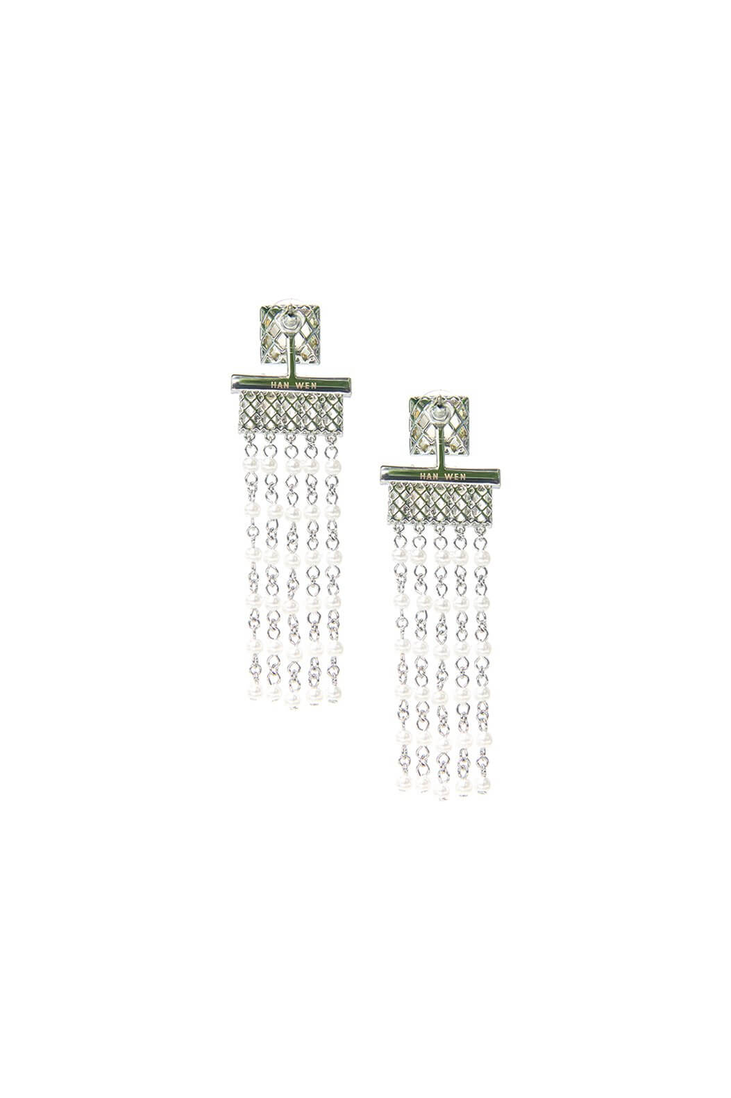 Siara Earrings - HAN WEN STUDIO