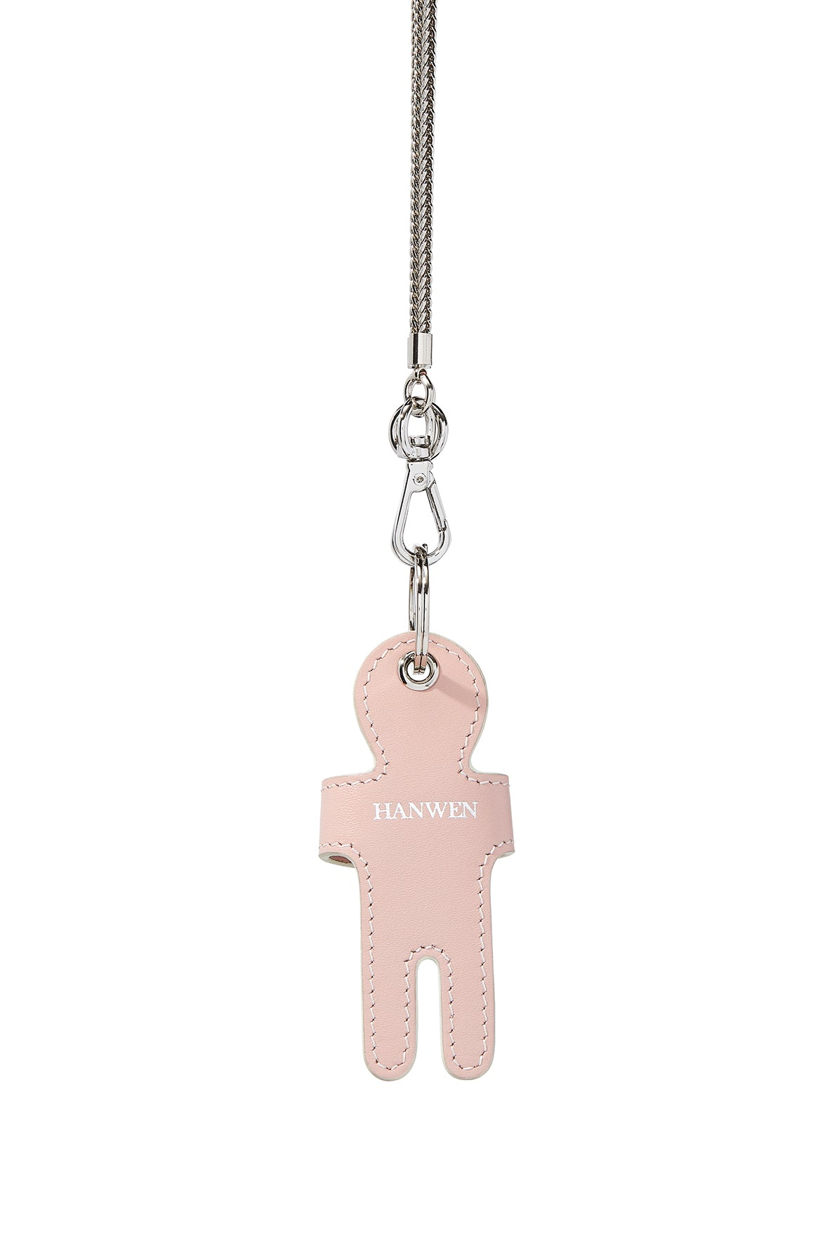 Keychain duo Necklace - HAN WEN STUDIO