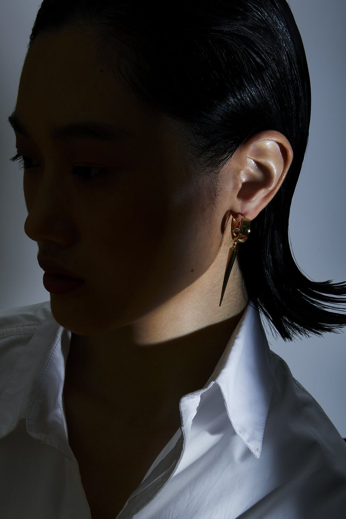 Salt Earrings - HAN WEN STUDIO