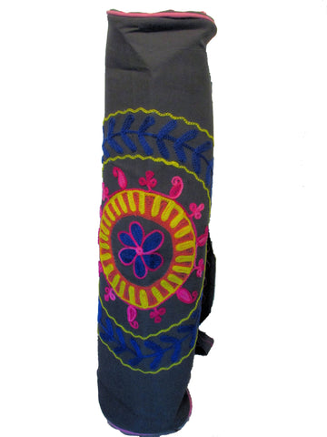 mandala yoga mat bag