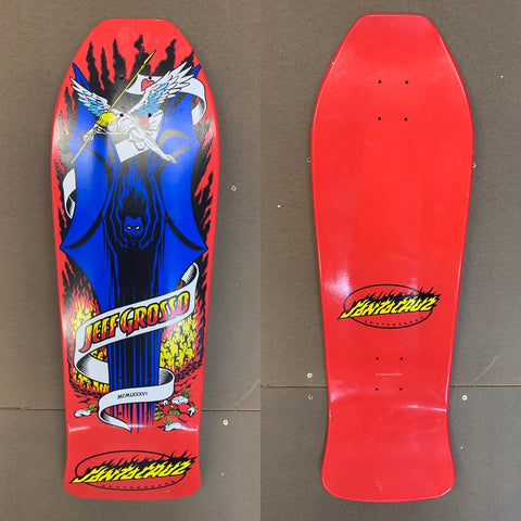 Jeff Grosso Decks