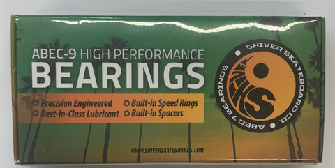 Shiver ABEC-9 High Performance Bearing