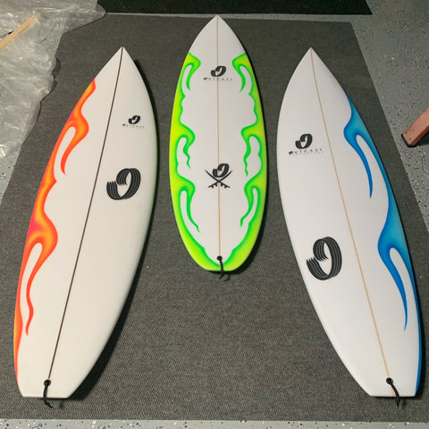 Custom Shortboards