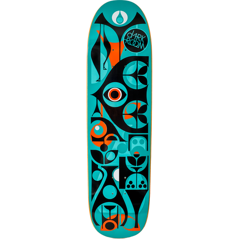 Darkroom Aquarium Skateboard Deck- 8.75