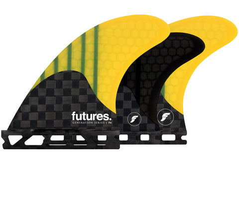 Futures Fins F4 Generation Series