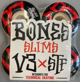 BONES SLIMS STF V3 ANNUALS BOLD 52mm