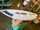 Outcast Surfboards- Custom Carbon Fiber Epoxy- No Stringer