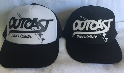 Outcast Surfboards Trucker Hat