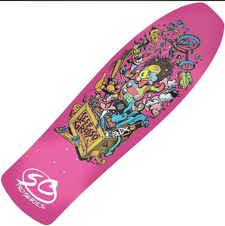 Special Edition- Grosso Toybox Reissue from Santa Cruz
