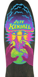 Limited Edition- Jeff Kendall Santa Cruz Skateboard Deck