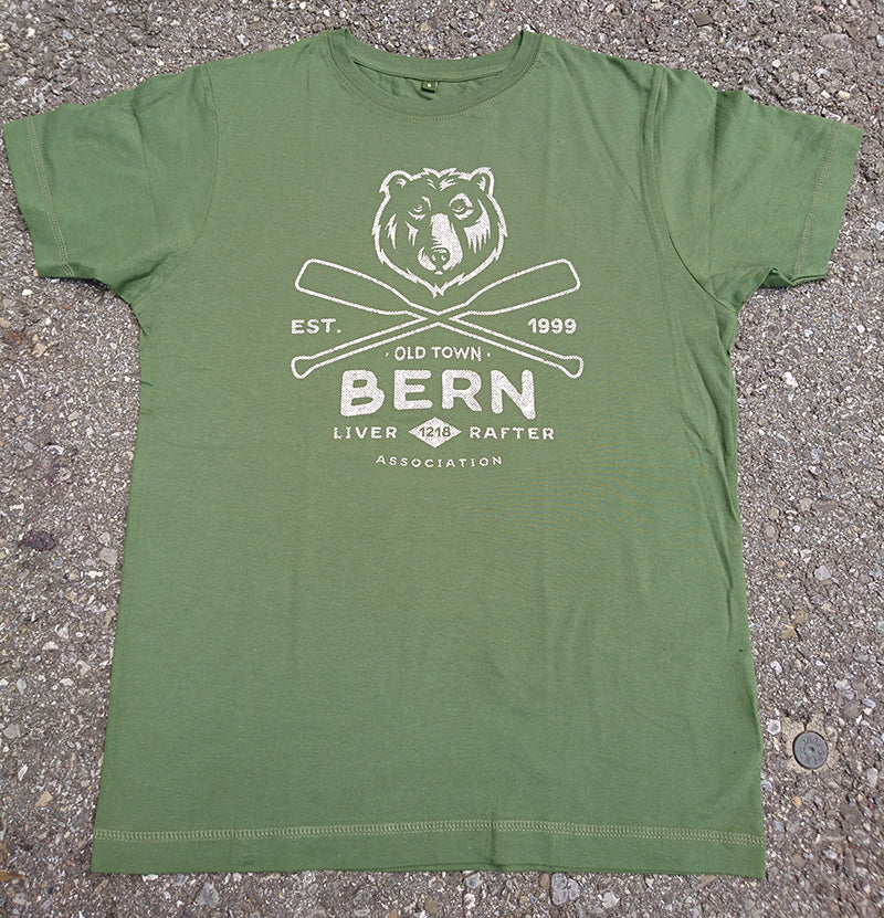 OLD TOWN BERN - LIVER RAFTER - FOREST GREEN
