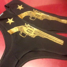 PANTI-CHRIST Golden Pistol Panties
