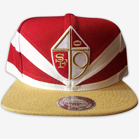 San Francisco 49ers New Era Fitted
