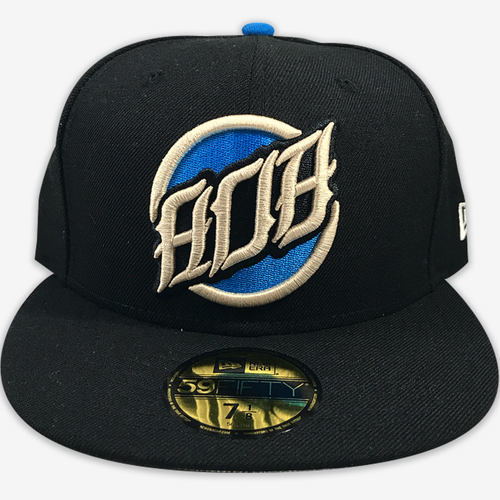 808 AOF New Era Fitted