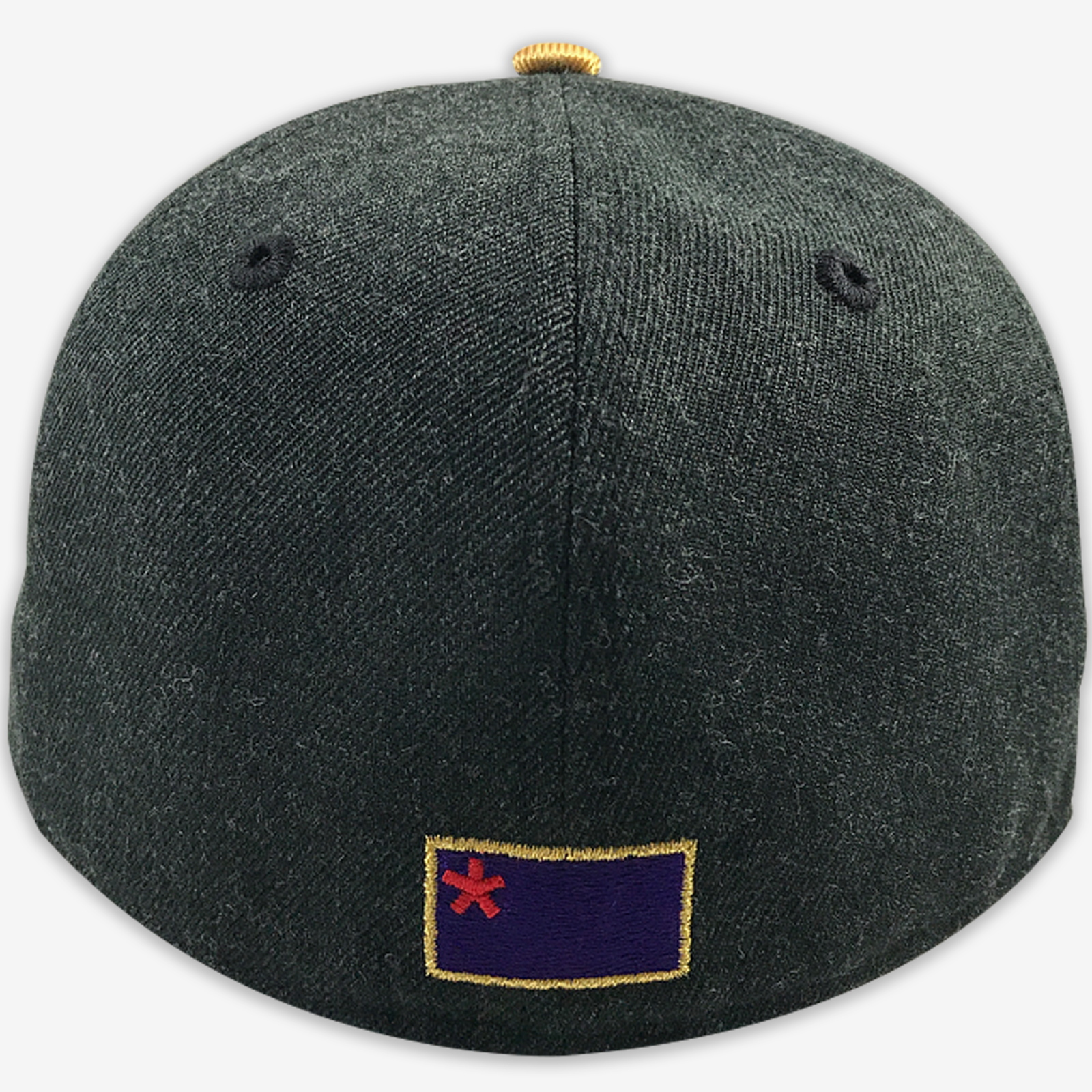 AOF Anpu (Anubis) Heather Black New Era Fitted