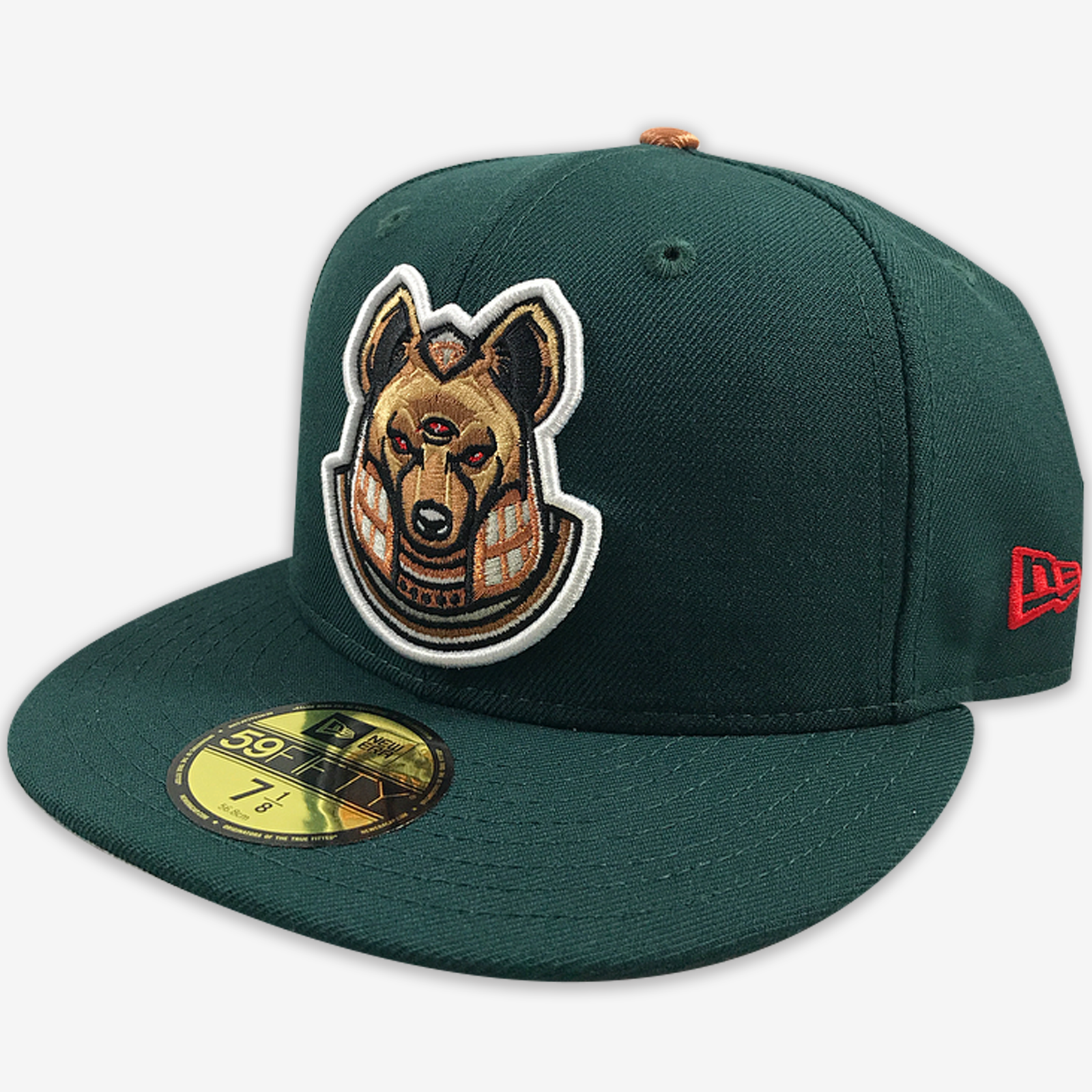 AOF Anpu (Anubis) Green New Era Fitted