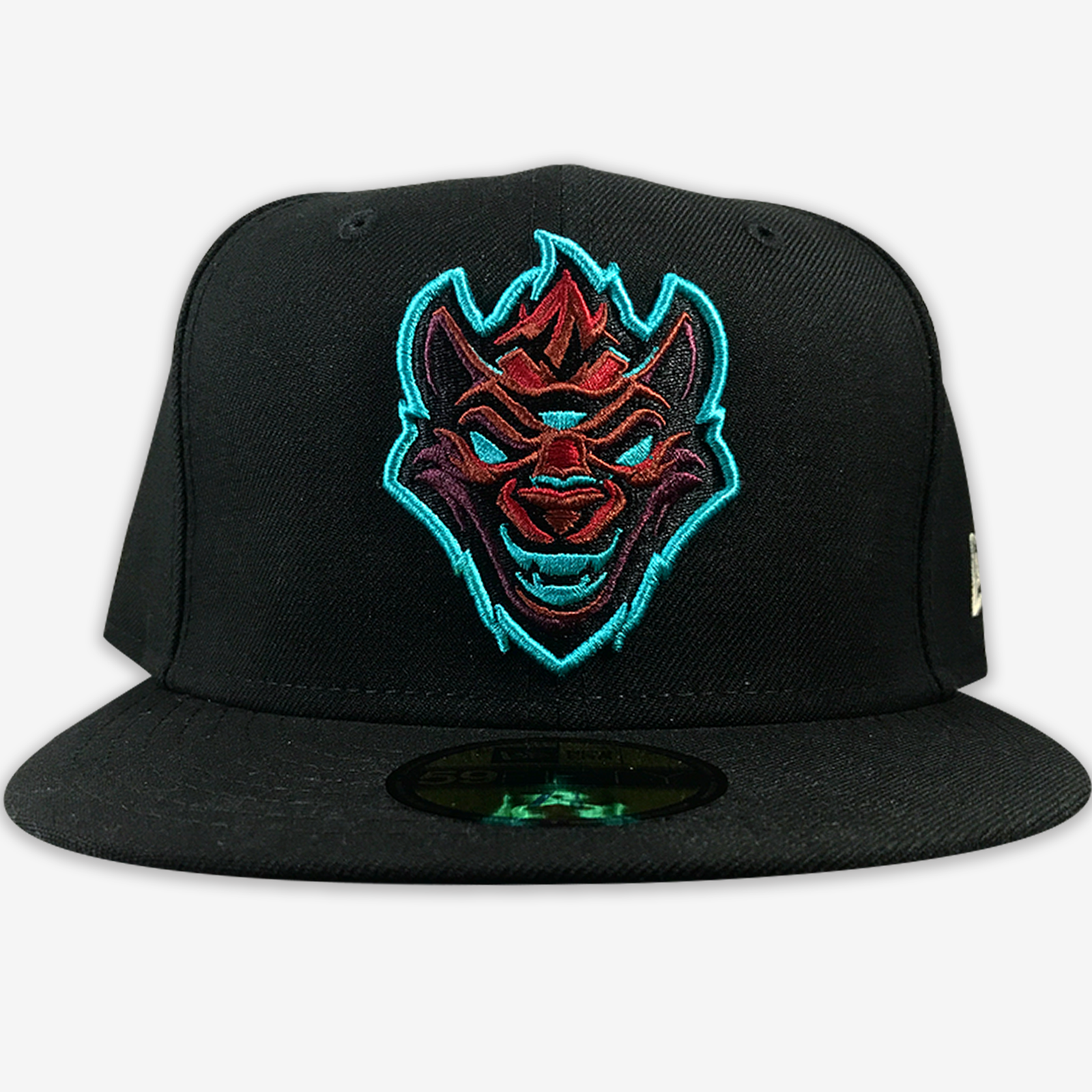 AOF D'Evils New Era Fitted