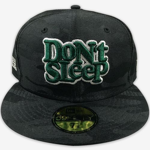 Dont Sleep AOF x Lightsleepers New Era Fitted