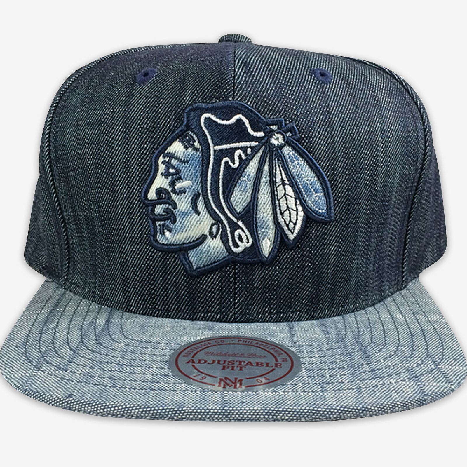 Chicago Black Hawks Mitchell & Ness Snapback
