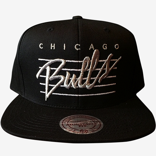 Chicago Bulls Mitchell & Ness Snapback