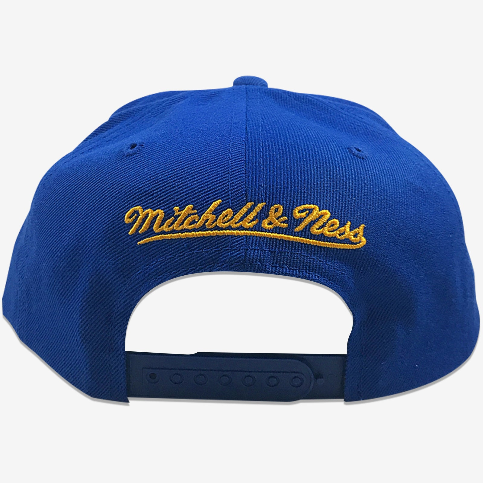 Golden State Warriors City Names Mitchell & Ness Snapback