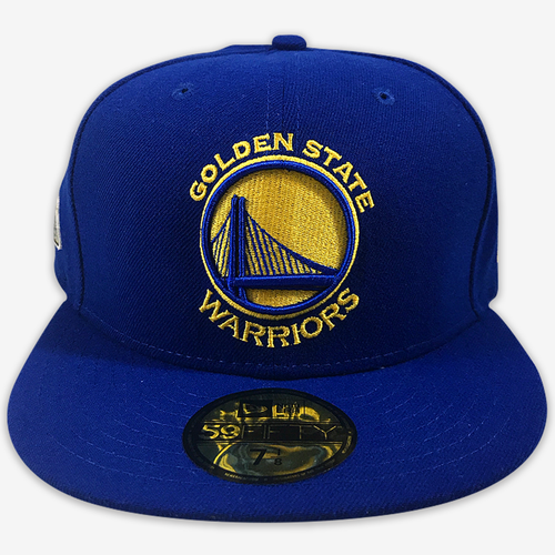 Golden State Warriors 2017 Championship New Era Fitted