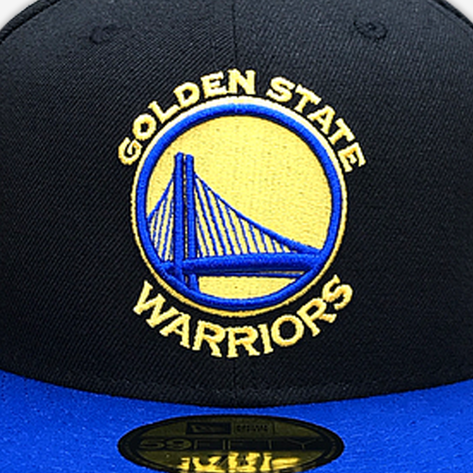 Golden State Warriors 5x Champs New Era Fitted