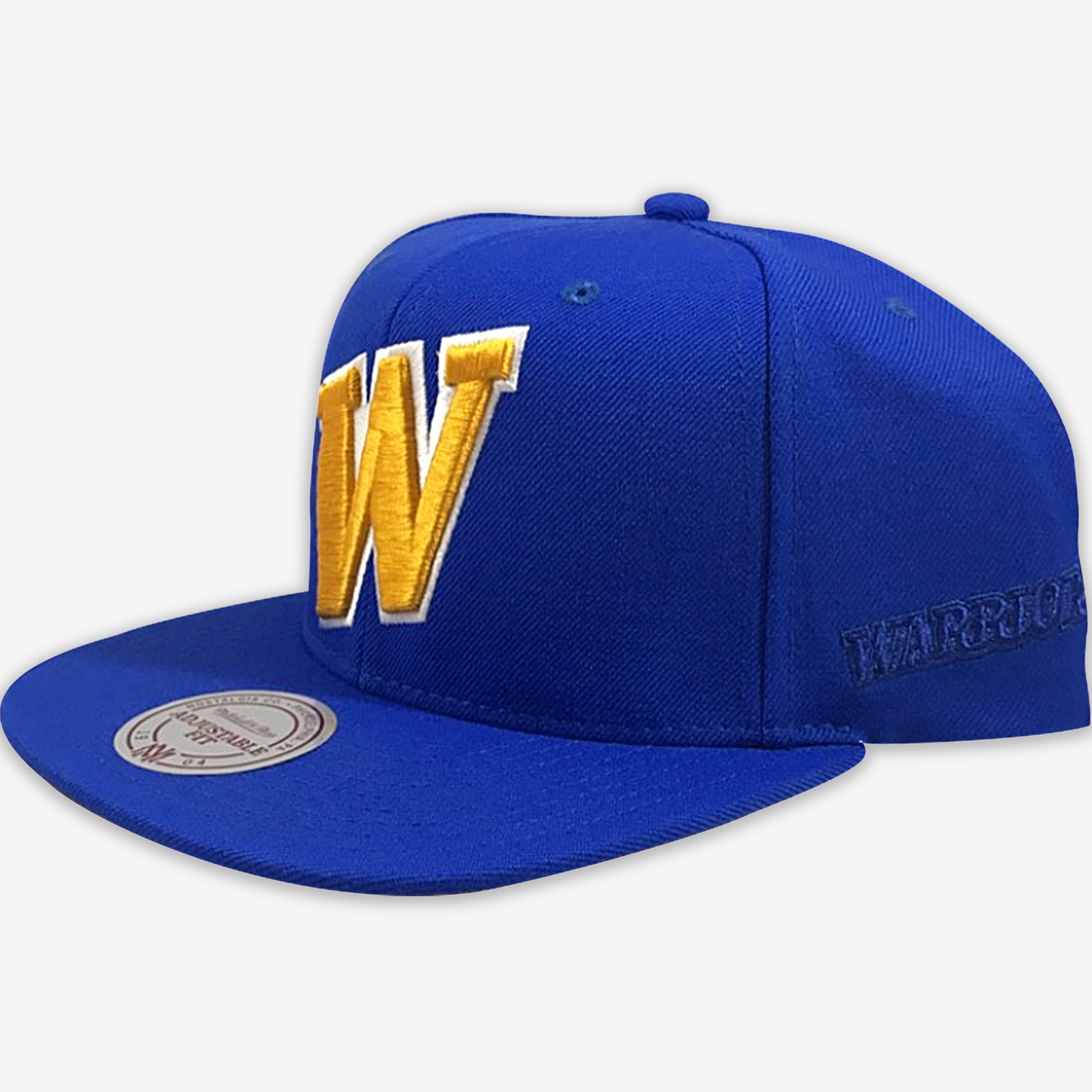 Golden State Warriors Mitchell & Ness Snapback