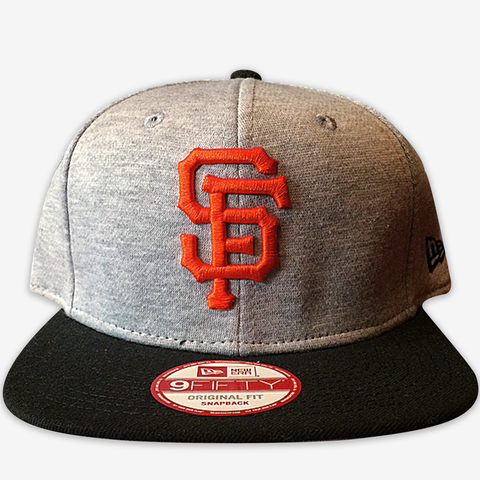 San Francisco Giants New Era Fitted